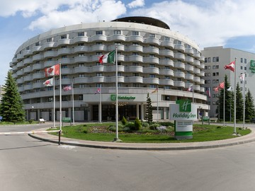 Отель Holiday Inn Seligerskaya